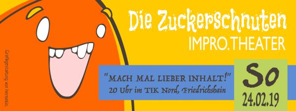 20190224 TiK Nord Zuckerschnutenshow Websiteteaser
