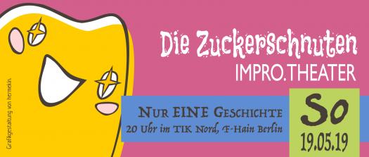 20190519 TiK Nord Zuckerschnutenshow Websiteteaser